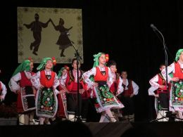 Спортни и народни танци - НЧ Зора 1894 - Шабла