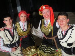 Народни танци - 3 - НЧ Зора 1894 - Шабла