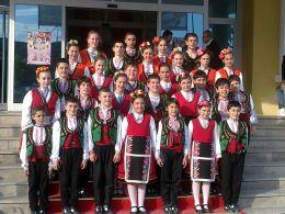 Народни танци - 4 - НЧ Зора 1894 - Шабла